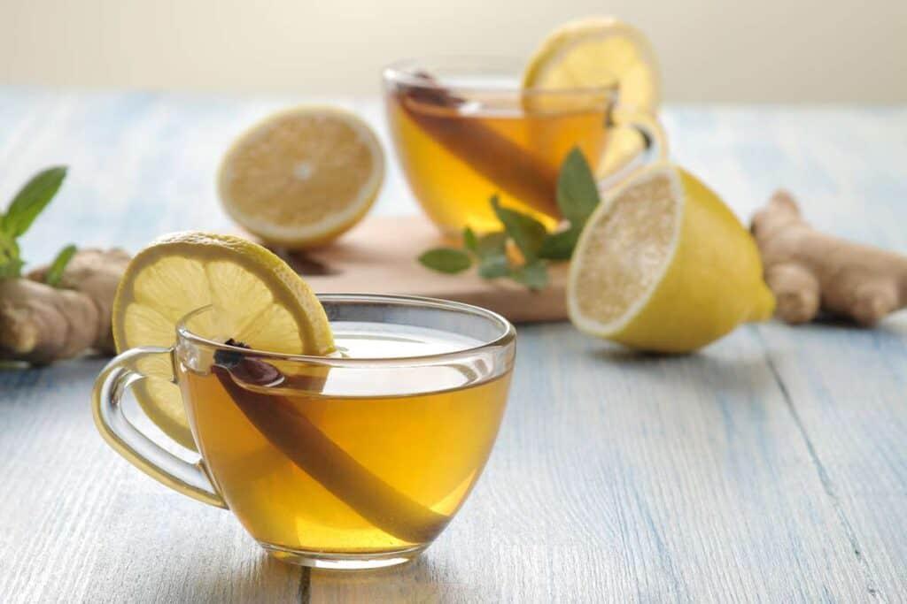 para que sirve el te de jengibre con canela